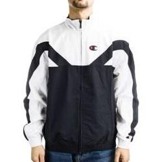 Champion Full Z Champion Champion, Nike Jacket, Motorcycle Jacket, Athletic, Zip, Sweatshirts, Jackets, Fashion, Black