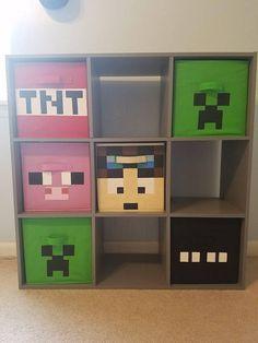 DanTDM Minecraft Minecraft Storage Minecraft Inspired