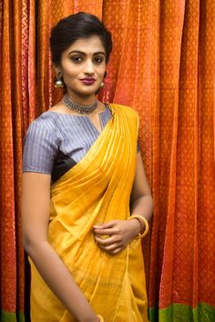 We specialize in designer sarees, custom-made blouses and any sort of ceremonial ensemble for women and kids in Coimbatore. At a glance, it is a boutique store with a great collection of designer attire. We blend heritage-inspired designs with the finest fabrics (such as Banaras silk and Kanchipuram silk)