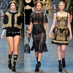 Tendance baroque, des podiums à nos intérieurs   Pasted Graphic 4 - L'Officiel de la couture et de la mode