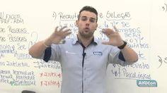 5 dicas AlfaCon PRF ADM - Gestão de Pessoas