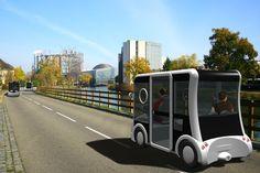 Cristal – New Urban Mobility By Didier Mandart