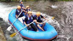 Paket Outbound Di Bali Yang Dikombinasi Rafting adalah Paket Outbound Yang Paling Digemari