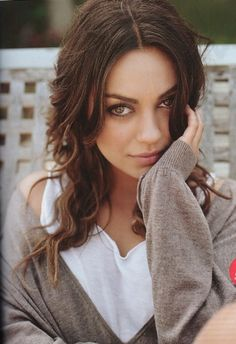 Day 3: A photo of the celebrity you would turn gay/lesbian for.  I would go all sorts of lesbian for Mila Kunis :)  20 day celebrity photo challenge.