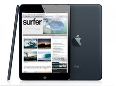 New iPad Mini with retina display