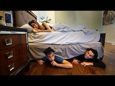 Are you scared of the dark? Scared Of The Dark, Are You Scared, Prank On Mom, Angry Girlfriend, The Dobre Twins, Marcus And Lucas, Our Little Sister, Shark Pool, Lucas Dobre