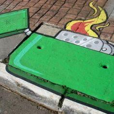 street art - zippo
