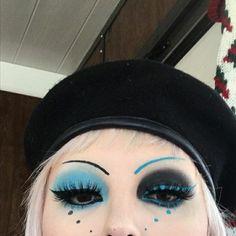 Edgy Makeup, Gothic Makeup, Grunge Makeup, Clown Makeup, Crazy Makeup, Fantasy Makeup, Cute Makeup, Pretty Makeup, Skin Makeup