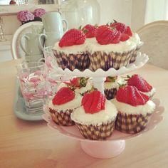home made cupcakes