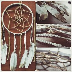 Check out this item in my Etsy shop https://www.etsy.com/listing/220056777/custom-made-7-inch-dream-catchers