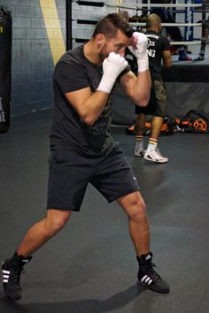 FOLLOW AND SHARE  (L-R: Former IBF Middleweight champion David Lemieux trains in Montreal, Canada. WBC Continental Americas Middleweight champion Curtis Stevens with trainer John David Jackson in Fort Lauderdale, FL.) Click HERE for Media Assets of David Lemieux and Curtis Stevens Photo & Video Credit for David Lemieux: Eye of the Tiger Management Photo …
