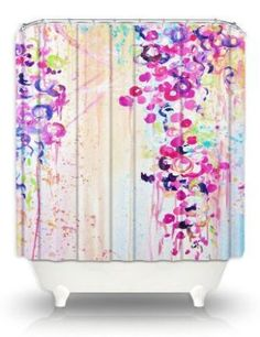 Shower Power A Gorgeous Dance Of The Sakura Curtain To Add
