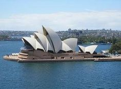 Casa de la Ópera, Sidney.