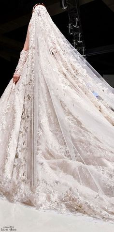 Shady Zeineldine Couture Spring 2016