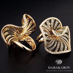 The Artistry of DABAKAROV ..   www.goldcasters.com