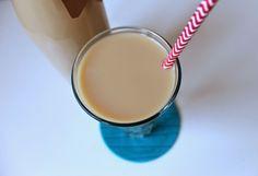 chai čaj z ovesného mléka