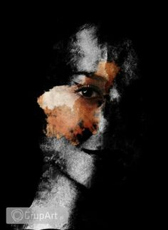 Grupart.pl - She XLVII - Scrapbooking - Kartki Scrapbooking, Abstract, Artwork, Summary, Work Of Art, Auguste Rodin Artwork, Artworks, Scrapbooks, Memory Books