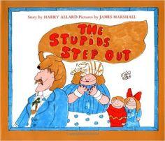 The Stupids Step Out: Harry G. Allard Jr., James Marshall