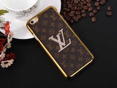 Designer iPhone 5 5S Cases,iPhone 6 Cases, iPad Air Cases, Samsung Galaxy Cases-Category-Designer iPhone 6 Plus Cases-Louis Vuitton iPhone 6 Plus Case-Luxury Louis Vuitton iPhone 6 Plus Case Wallet Classic