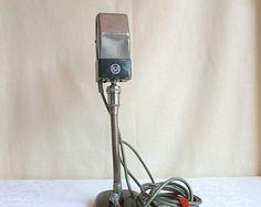 RCA Model 74B Vintage Ribbon Microphone
