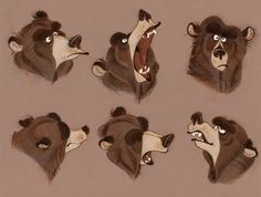 """Over the Hedge,"" - Jakob Jensen. ✤ 