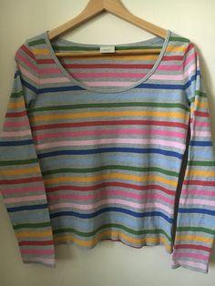 Moje Teplejší bavlněné triko Next velikost 42 od Next! Velikost 42 / 14 / L za110 Kč. Mrkni na to: http://www.vinted.cz/damske-obleceni/s-dlouhym-rukavem/13189741-teplejsi-bavlnene-triko-next-velikost-42.