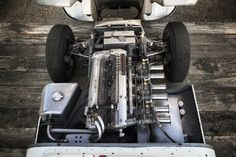 Looking for similar pins? Follow me! pinterest.com/kevinohlsson | kevinohlsson.com Race car engine porn. '58 Lister-Jaguar 'Knobbly' Prototype [OC] [OS] [3840x2557]