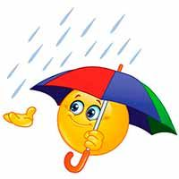 Umbrella smiley Copy Send Share Send in a message, share on a timeline or copy and paste in your comments. Facebook Emoticons, Funny Emoticons, Funny Cartoons, Facebook Users, Emoji Images, Emoji Pictures, Cute Pictures, Funny Emoji Faces, Cute Emoji
