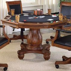 Beautiful Game Table.