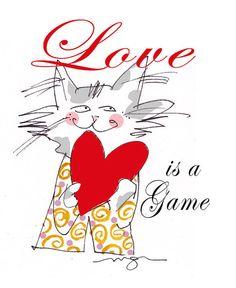Love Game - MacGregorArt