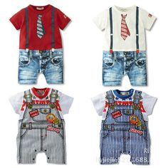 Wholesale Baby And Child Hayi Gentleman Cowboy Belt Climbing Clothes Short-sleeved Tie Linked Clothes Baby Climbing Clothes from Our website with high quality and fast shipping worldwide. Wholesale Baby Clothes, Baby Clothes Online, Cheap Kids Clothes, Baby Outfits Newborn, Baby Boy Outfits, Kids Outfits, Baby Overalls, Baby Boy Romper, One Piece Clothing