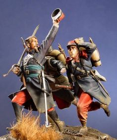 Some works of Bill Horan - Virtual Museum of Historical Miniatures Crime, Military Figures, French Models, Virtual Museum, Second Empire, Miniature Figurines, Toy Soldiers, American Civil War, Military History