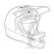 Standardmotiv Mountainbike Helm http://www.helm-pokale.de/radsport-c-3320-5.html