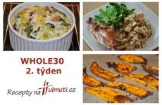 Whole30 - 2.tyden Whole 30, Mashed Potatoes, Paleo, Ethnic Recipes, Food, Diet, Whipped Potatoes, Whole30, Smash Potatoes