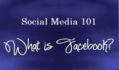 Social Media 101 - Facebook for Writers - Writers Write