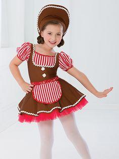 Gingerbread Girl | Revolution Dancewear