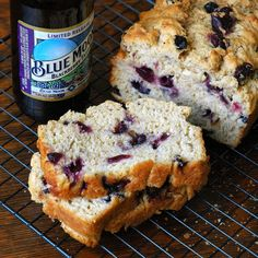 Cherry Berry Beer Bread: Use seasonal brews and fruit in one easy recipe!