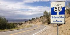 The Loneliest Road: Road trip along Nevada's Highway 50 on Roadtrippers