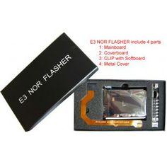 E3 Flasher Downgrade PS3 V4.50 to V3.55