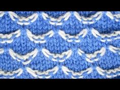 1057 Mejores Imagenes De Palillo Puntos Video Knitting Videos