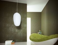 Classy and elegant wallpapers in attractive hue that will add in to the style of your home.