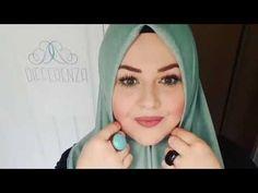 Simple Turkish Hijab Tutorial - Part 4 - YouTube