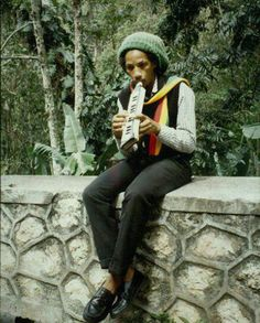 Augustus Pablo - One of my favorite dubbers of all time. Inspired me to pick up the melodica for use in my own work