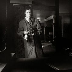 Vivian Maier - Sefportrait
