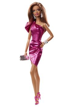 The Barbie Look City Shine wave 2 no BC   My Barbie Doll