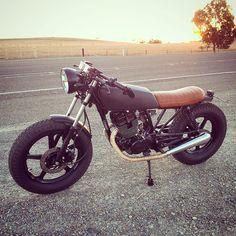 motomood: Honda CB250 nighthawk | Penroyd Garage