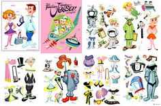 It's The Jetsons Paper Dolls