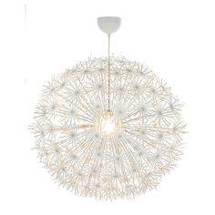 IKEA - IKEA PS MASKROS, Hanglamp, , , , Geeft muren en plafond een decoratief patroon.