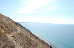 Empire Bluffs, Empire, MI. Lake Michigan