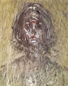 Alberto Giacometti Alberto Giacometti, Giovanni Giacometti, Sketchbook Inspiration, Art Sketchbook, Giacometti Paintings, Figure Painting, Painting & Drawing, Augustin Lesage, Sculptures